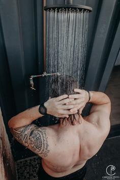 Edco Cabin 1 Outdoor Shower
