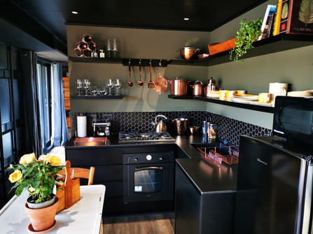Eco Pod 3 Kitchen