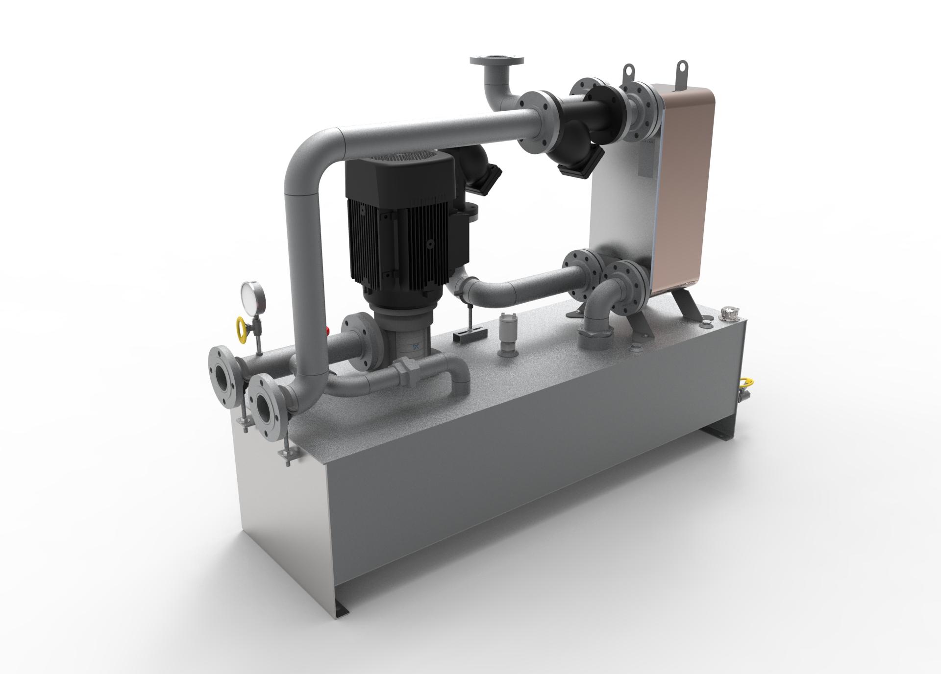 1150K Cooling Unit