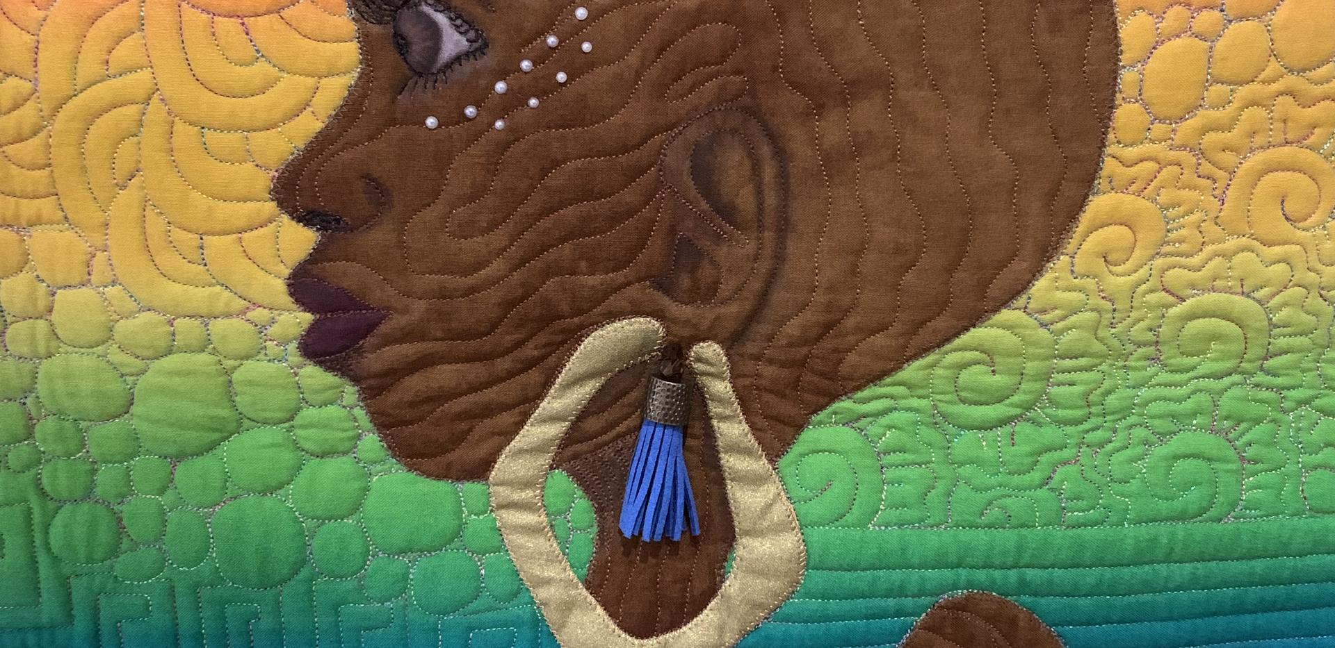 Inner Strength (detail)