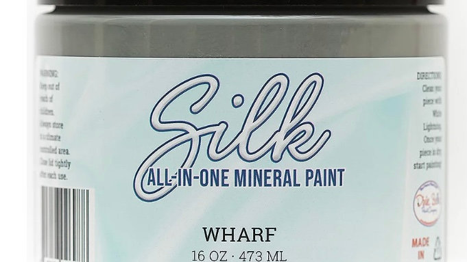 Dixie Belle Paint Silk all-in-one mineral paint Wharf 16oz