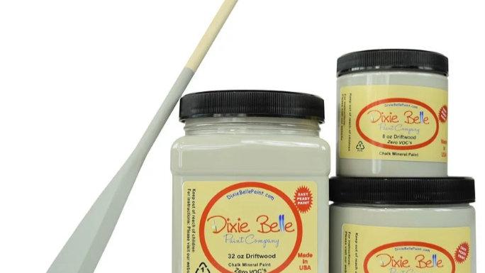 Dixie Belle Paint Chalk Paint Driftwood 8oz