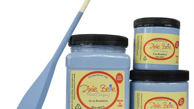 Dixie Belle Paint Chalk Paint Blueberry 8oz