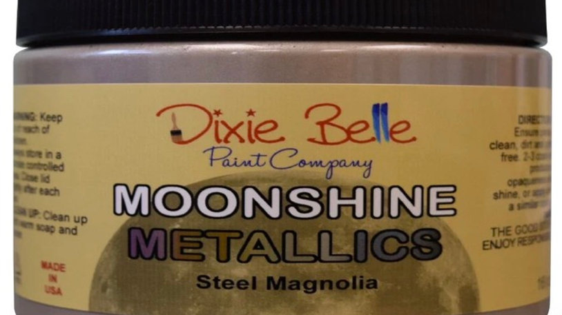 Moonshine Metallics Steel Magnolia 16oz