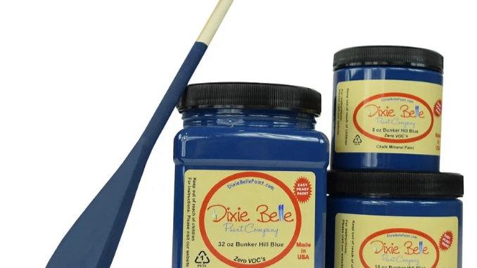 Dixie Belle Paint Chalk Paint Bunker Hill Blue 8oz