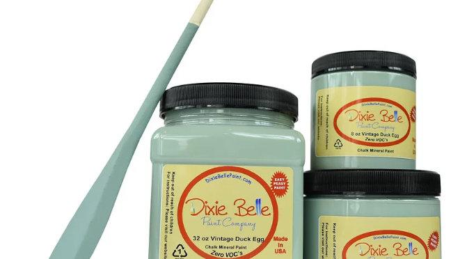 Dixie Belle Paint Chalk Paint Vintage Duck Egg 8oz