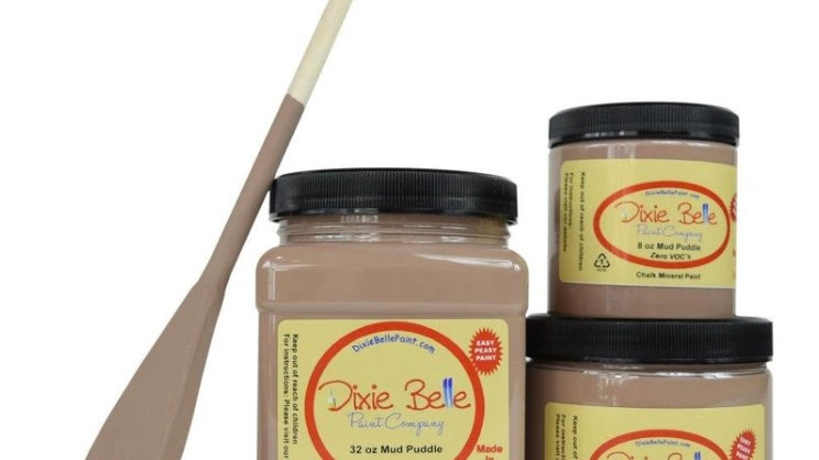 Dixie Belle Paint Chalk Paint Mud Puddle 8oz