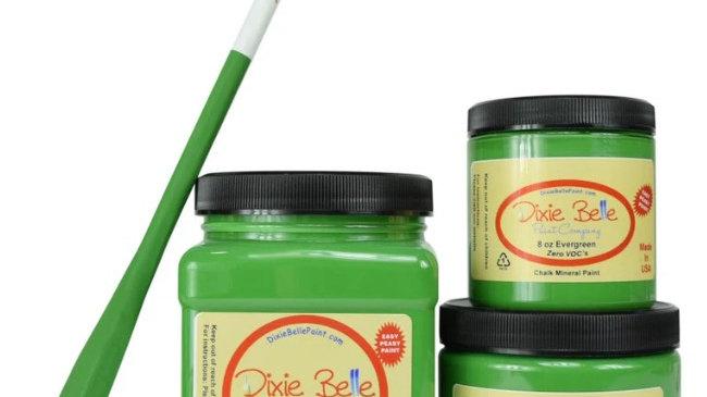 Dixie Belle Paint Chalk Paint Evergreen 8oz