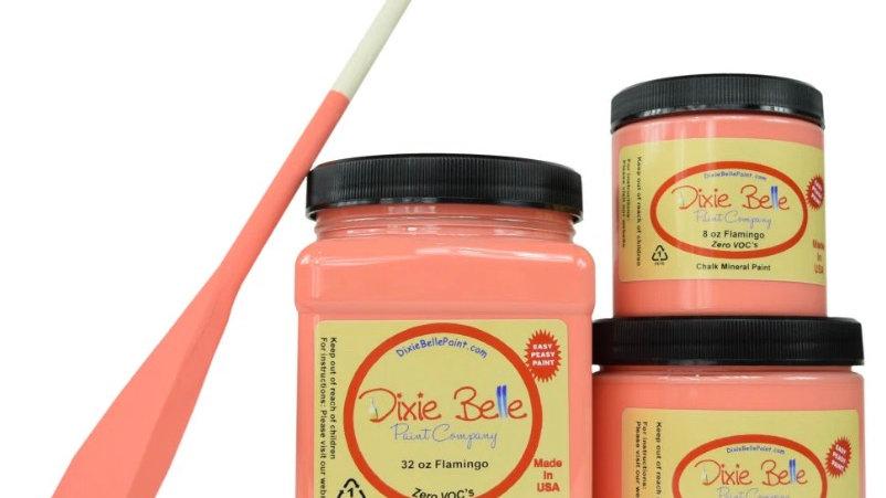 Dixie Belle Paint Chalk Paint Flamingo 8oz