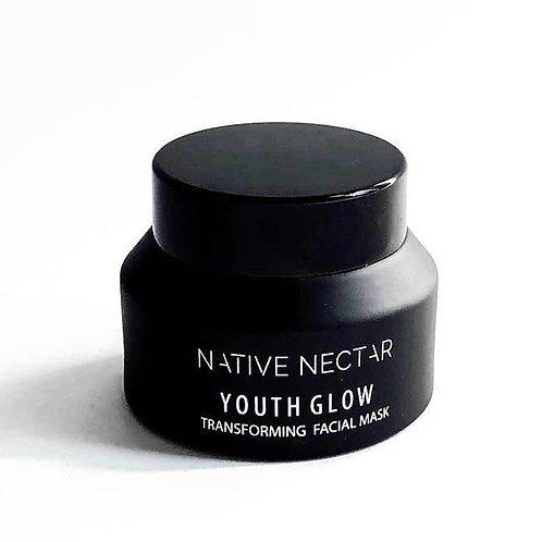 Native Nectar Youth Glow Transforming Facial Mask