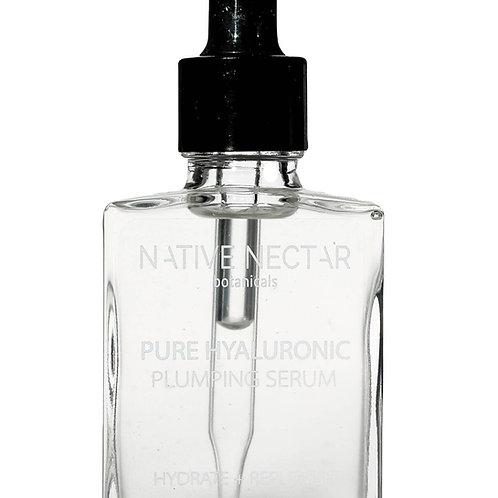 Native Nectar Pure Hyaluronic Plumping Serum