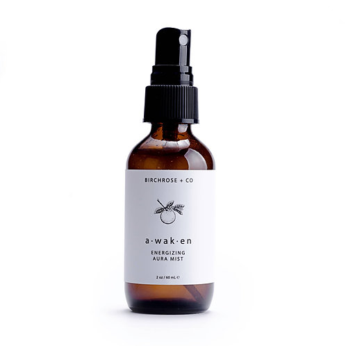 Birchrose + Co. Aura Mist: Awaken