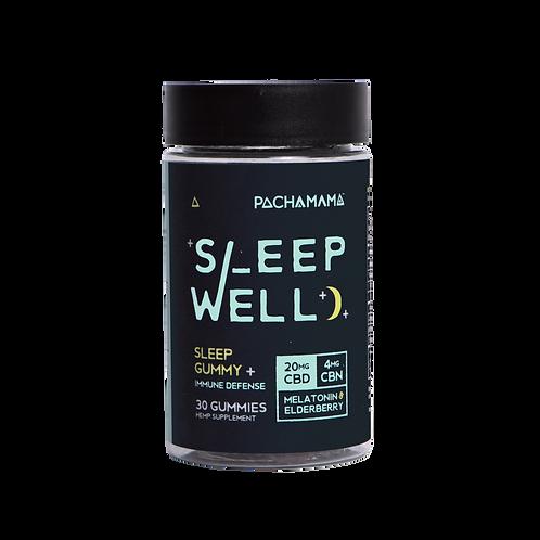 Pachamama Sleep Well Gummies- 30 Count