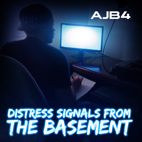 Distress Signals From The Basement - FRONT.jpg