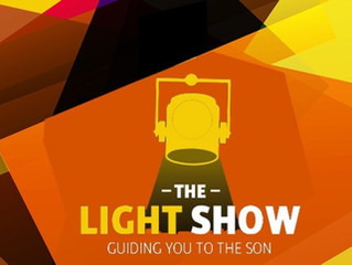 AJB4 is featured on The Light Show Podcast