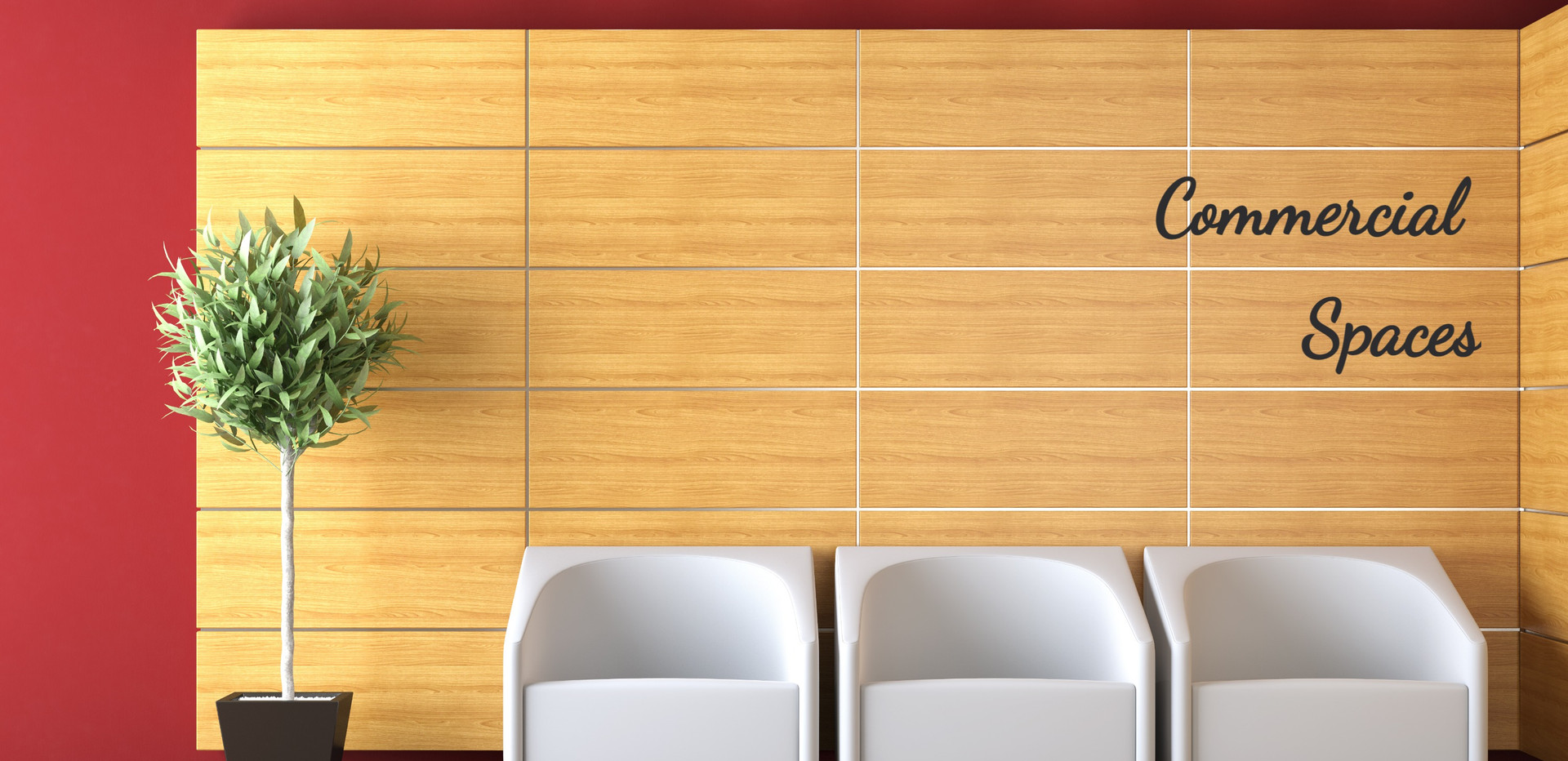 Gossamer Design - Commercial Spaces