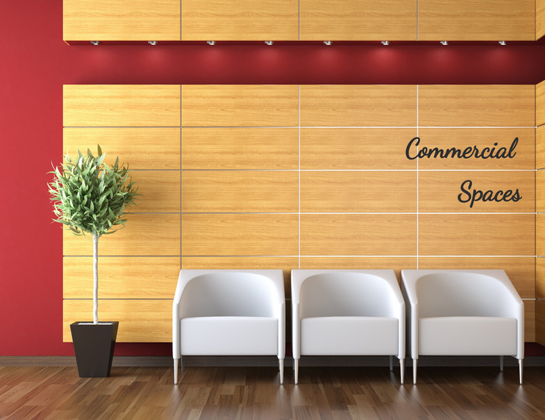 Gossamer Design - Commercial Spaces