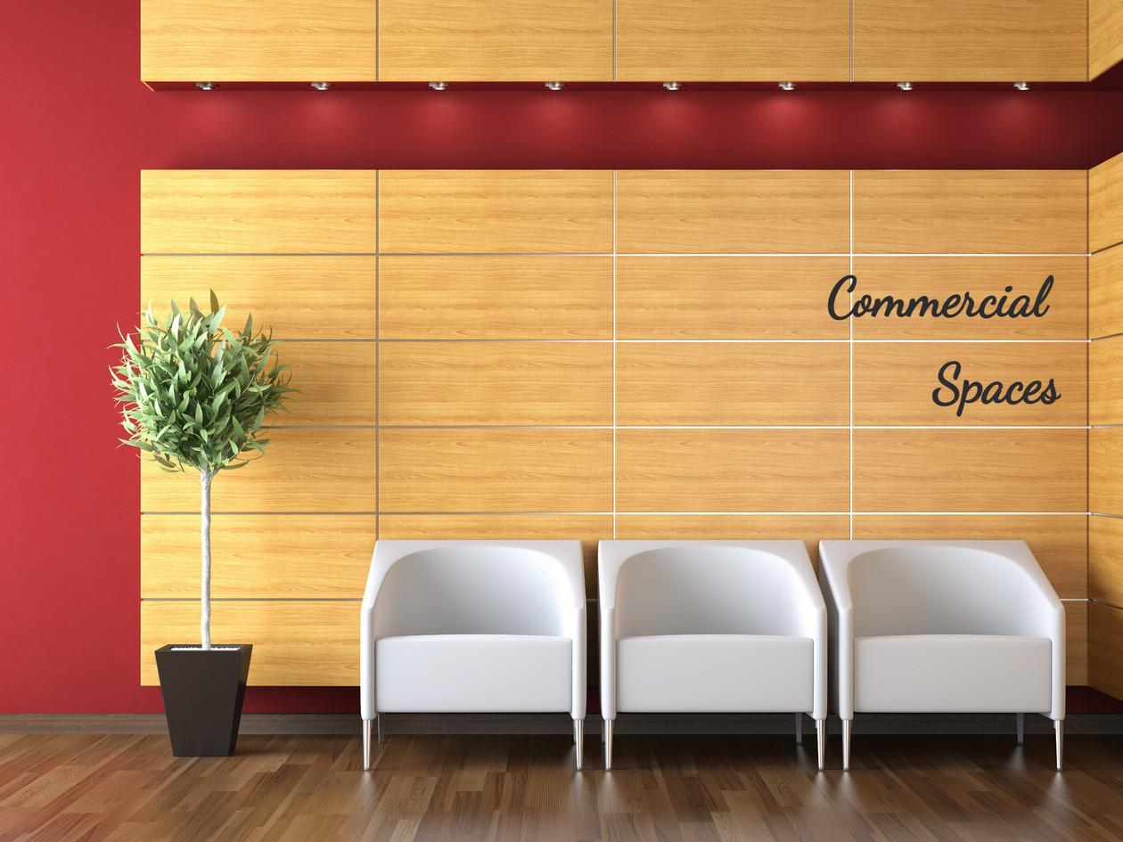 Gossamer Gallery Commercial Interior Design