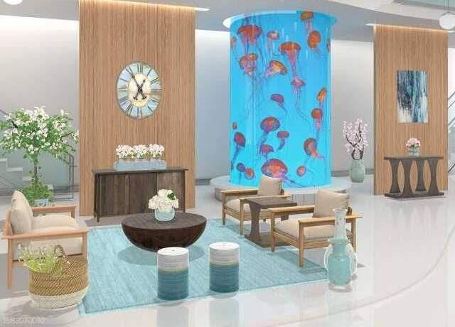 Oceanside Hotel Lobby