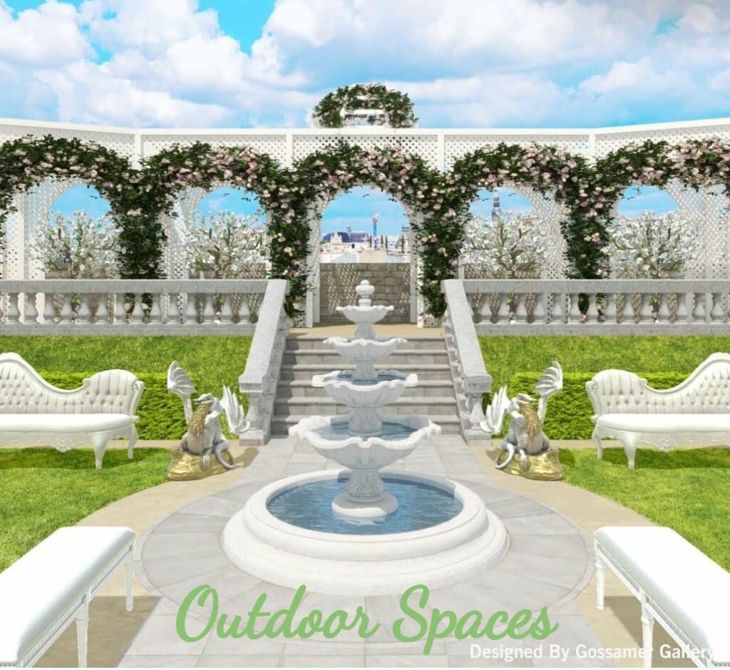 Gossamer Gallery Landscape Design