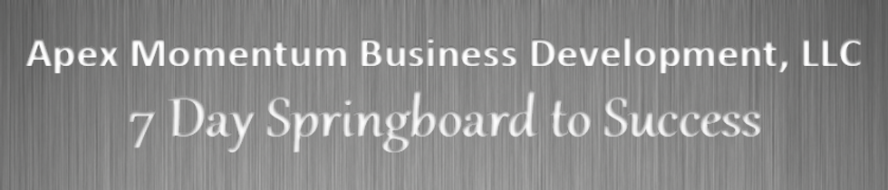 AMBD 7 Day Springboard to Success Class.