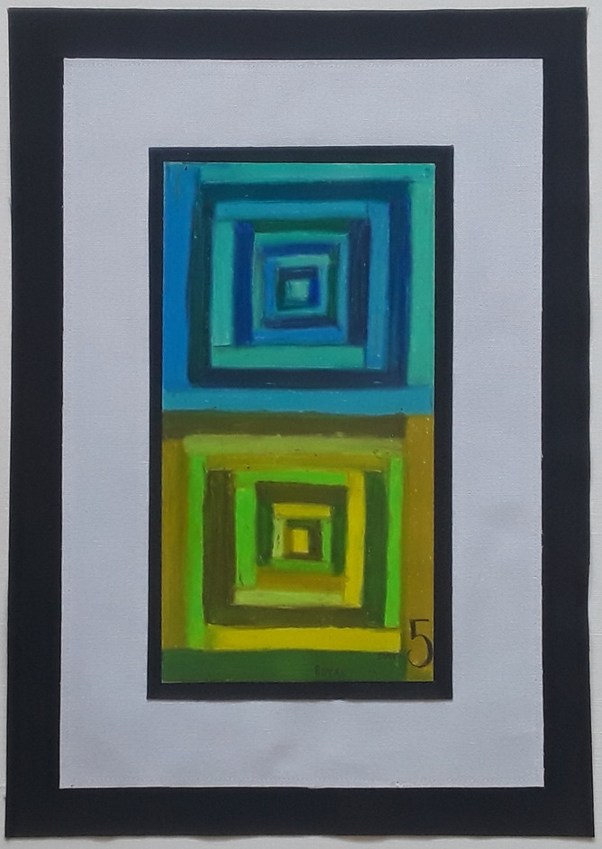 Day 05 - Oil Pastel on Paper (small)