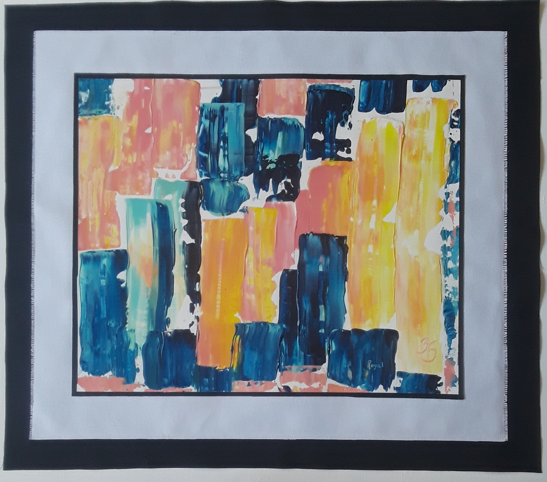 Day 35 - Acrylic on Paper (large)