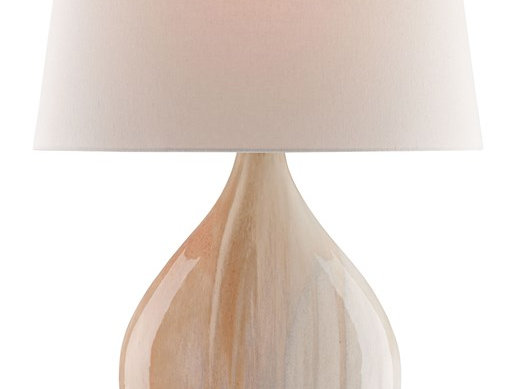 Shell & Pearl Table Lamp
