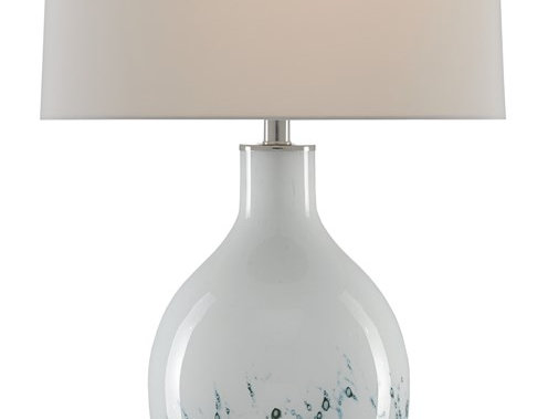 Greece-Inspired Table Lamp