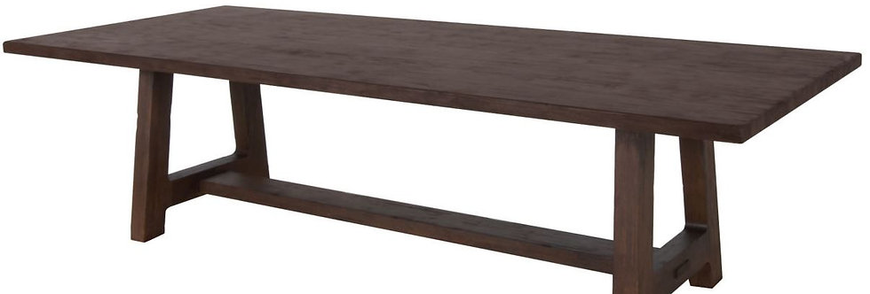 Solid Trestle Tabletop