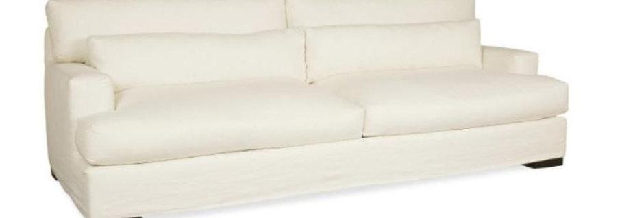 Slipcovered Sofa II