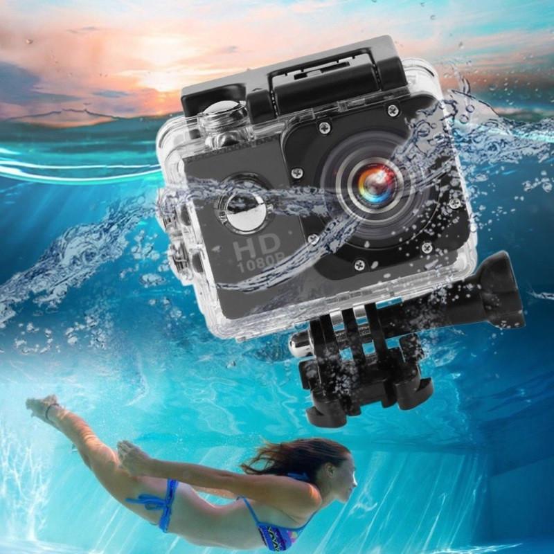 экшен камера для подводной съемки