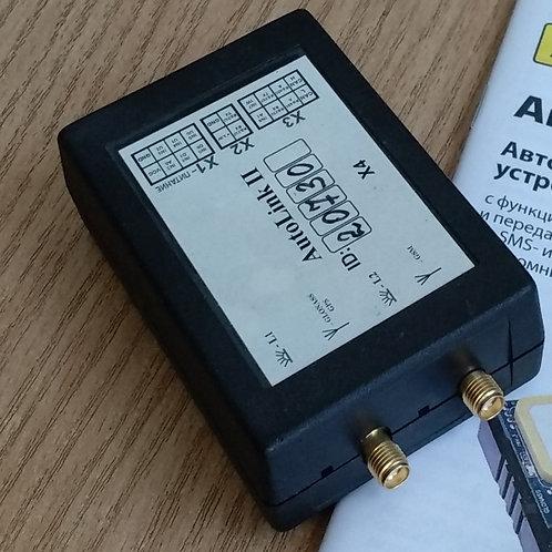 GPS OBDII трекер ArusNavi AutoLink II