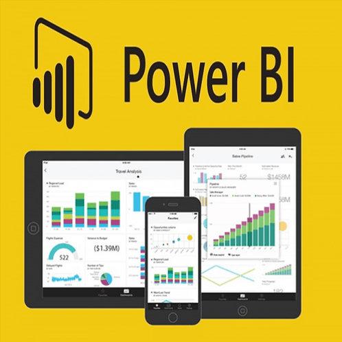 Компьютерный курс обучения Power BI