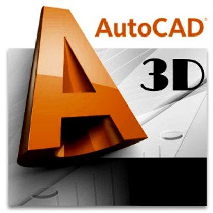 Компьютерный курс AutoCAD 3D начальный/beginning