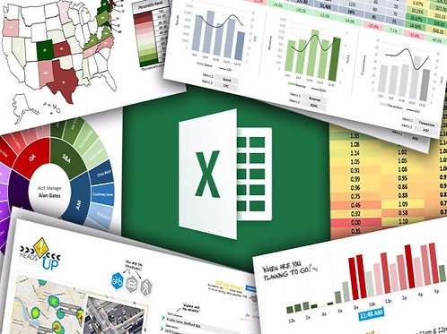 Компьютерный курс Excel надстройка Power Query PowerPivot Power View