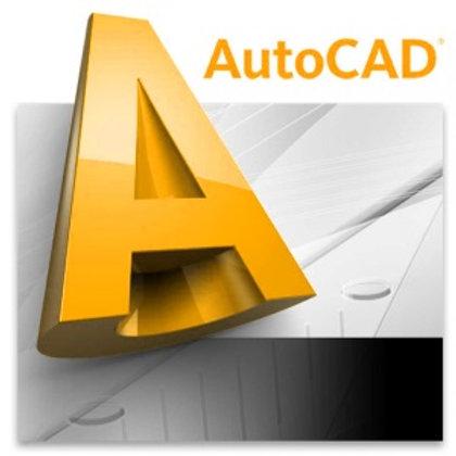 Компьютерный курс AutoCAD 2D (продвинутый уровень)