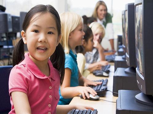 Компьютерные курсы для детей и школьников