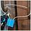 Thumbnail: Металлическая тросовая пломба толщиной 1 мм х 300 мм