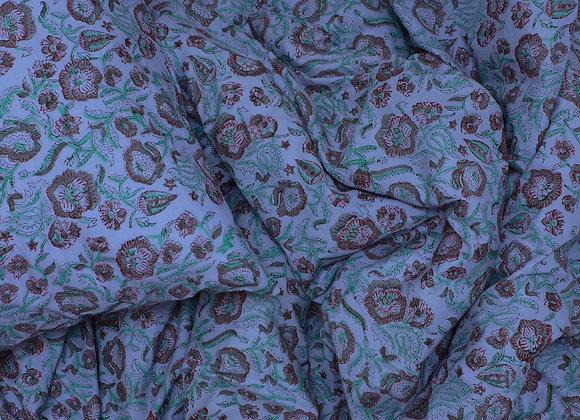 Housse de Couette 140x200 avec 1 Taie - Harish