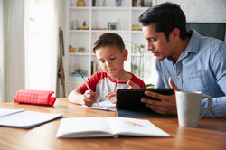 Online schooling your children