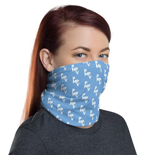 PMPV Light Blue Face Cover (Headband)