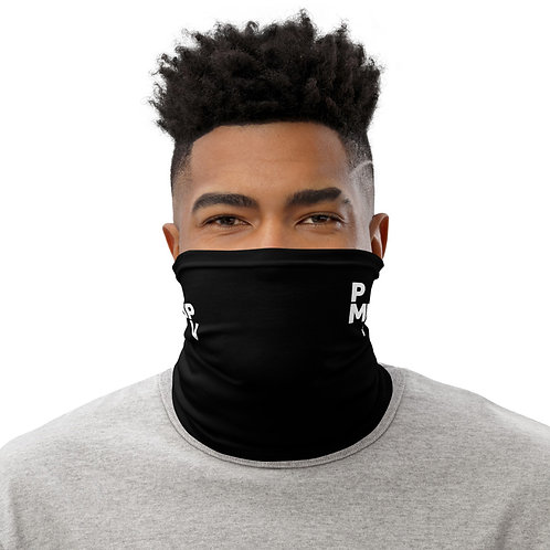 PMPV Face Cover Dual Logo (Headband)