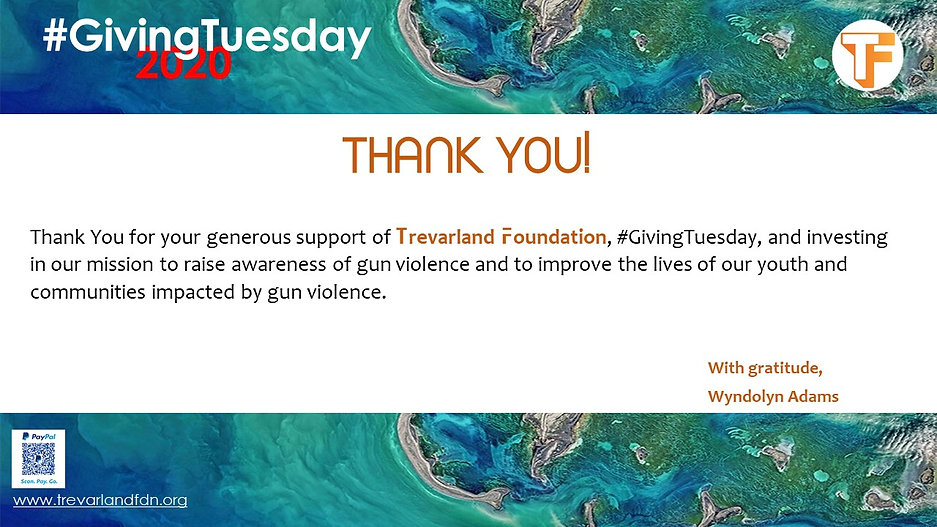 Trevarland Foundation_Giving Tuesday 202