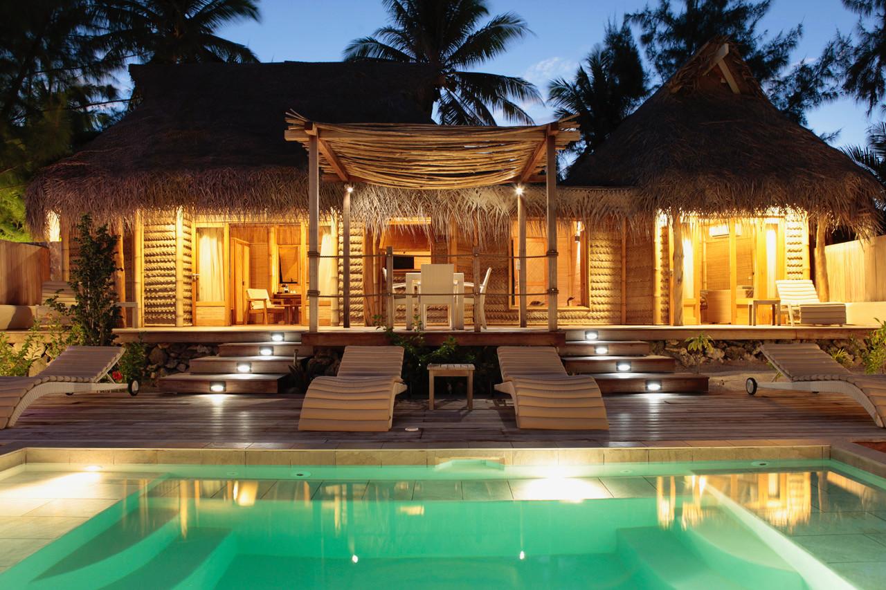 Beach Villa w/Pool