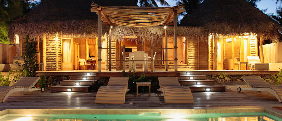 Beach Villa w/Pool