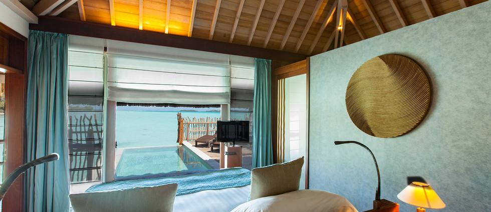 Pool Premium Overwater Villa