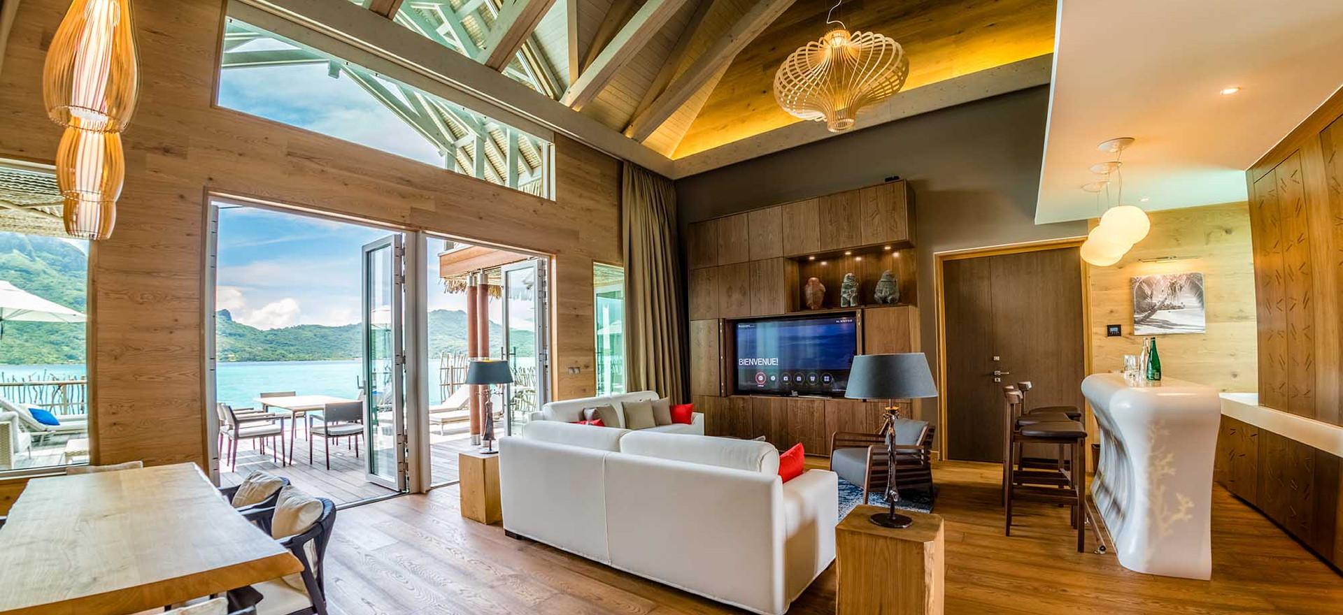 Two Bedroom Brando Suite