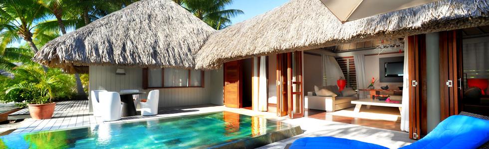 Pool Beach Villa (1 bedroom)