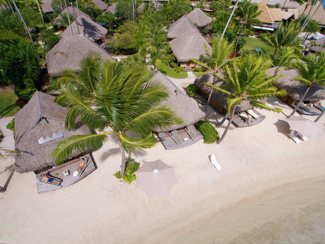 Manava Beach Resort Moorea Beach Bgls 9.